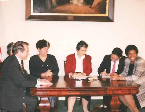NHBP federally recognized 1995 image