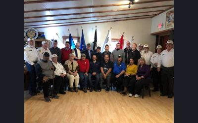 The Nottawaseppi Huron Band of the Potawatomi Distributes Thousands to Local Organizations Focused on Assisting Veterans