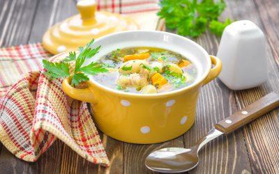 A Taste of NHBP: Turkey Veggie Soup and the DASH Diet