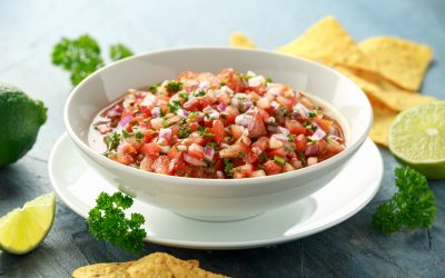 A Taste of NHBP: Simple Salsa and Food Safety