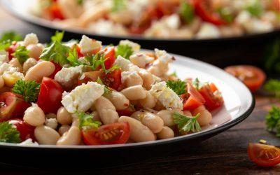 A Taste of NHBP: Mediterranean Bean Salad and Meatless Mondays