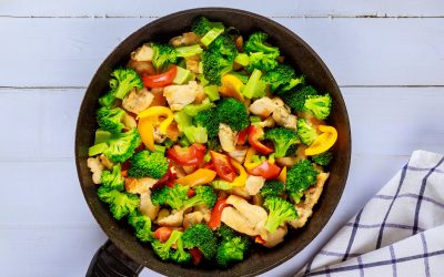 A Taste of NHBP: Stir-Fry and Veggie Prep