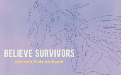 Domestic Violence Month: Honoring Indigenous Survivors