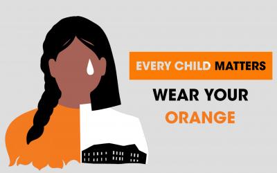 Indian Boarding Schools: Orange Shirt Day